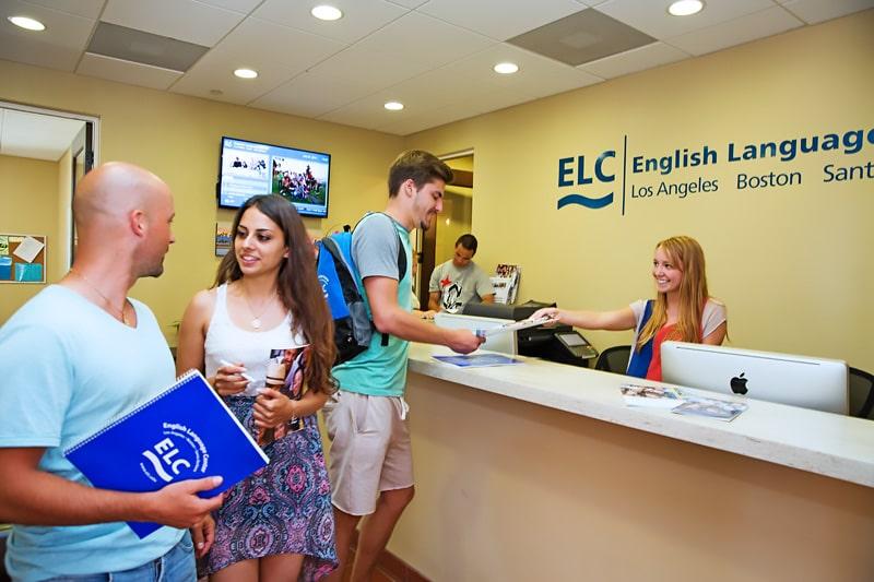 Escuela de inglés en Santa Bárbara | English Language Center ELC Santa Barbara 2