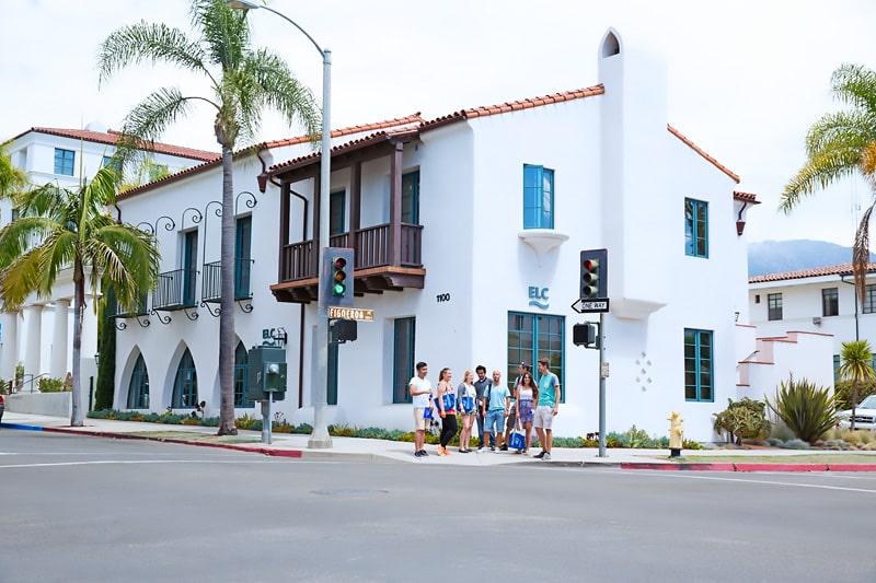 Escuela de inglés en Santa Bárbara | English Language Center ELC Santa Barbara 7