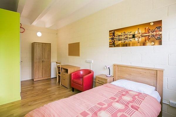 Alojamiento escuela de inglés Emerald Cultural Institute Dublin: Residencia de estudiantes Alexandra College 1