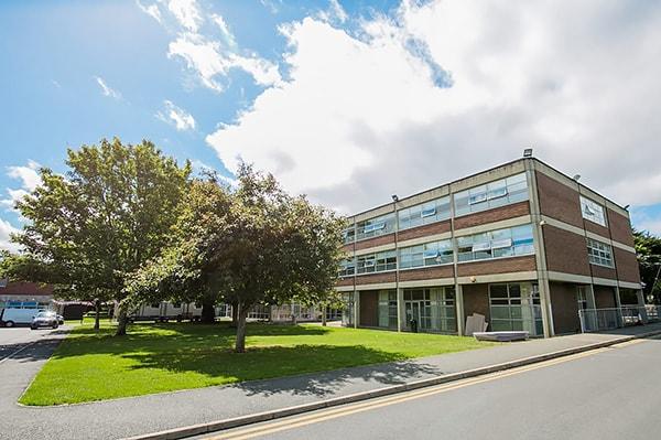 Alojamiento escuela de inglés Emerald Cultural Institute Dublin: Residencia de estudiantes Alexandra College 2