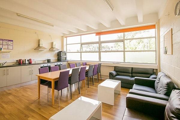 Alojamiento escuela de inglés Emerald Cultural Institute Dublin: Residencia de estudiantes Alexandra College 3