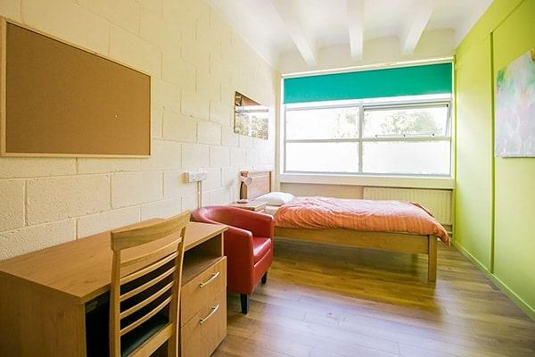 Alojamiento escuela de inglés Emerald Cultural Institute Dublin: Residencia de estudiantes Alexandra College 4