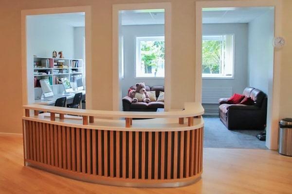 Alojamiento escuela de inglés Emerald Cultural Institute Dublin: Residencia de estudiantes Alexandra College 5