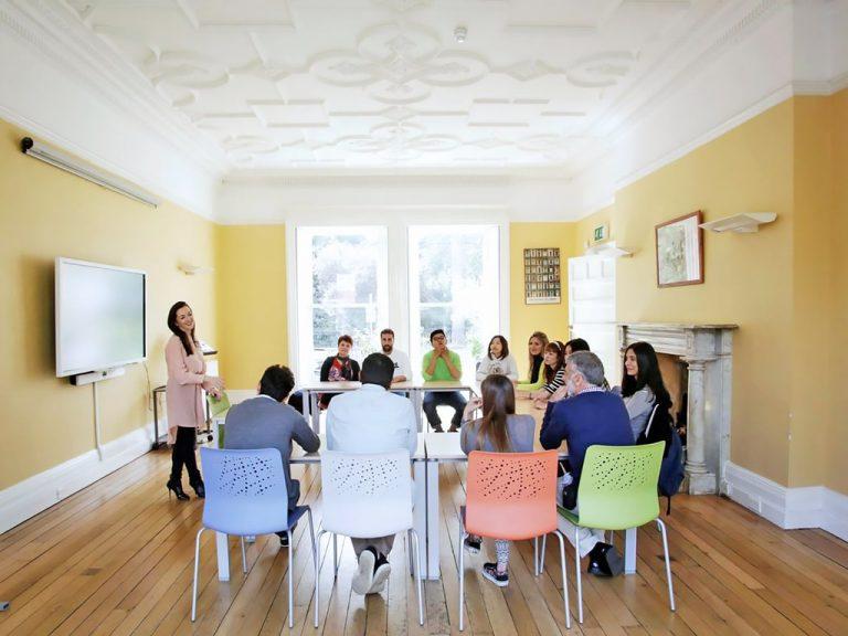 Emerald Cultural Institute | Escuela de inglés en Dublín 1