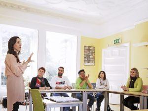 Emerald Cultural Institute | Escuela de inglés en Dublín 12