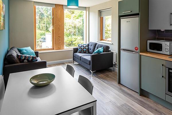 Alojamiento escuela de inglés Emerald Cultural Institute Dublin: Residencia de verano Marino 1