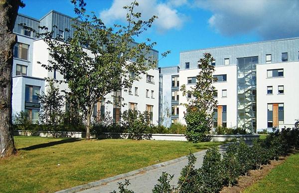 Alojamiento escuela de inglés Emerald Cultural Institute Dublin: Residencia de verano Marino 3
