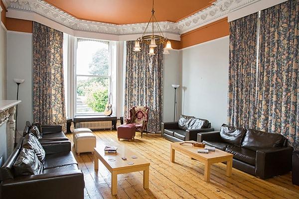 Alojamiento escuela de inglés Emerald Cultural Institute Dublin: Residencia de verano Trinity Hall 1