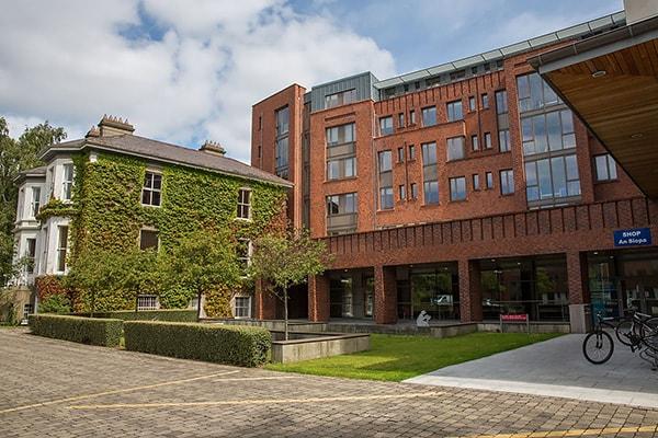 Alojamiento escuela de inglés Emerald Cultural Institute Dublin: Residencia de verano Trinity Hall 3
