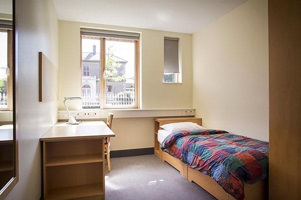 Alojamiento escuela de inglés Emerald Cultural Institute Dublin: Residencia de verano Trinity Hall 4