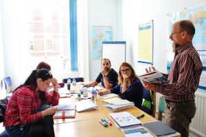 Escuela de inglés en Chester | English in Chester 12