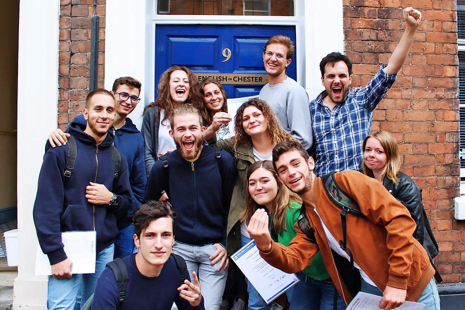 Escuela de inglés en Chester | English in Chester 7