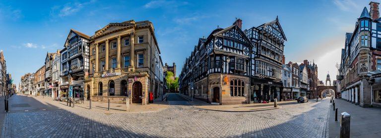 Cursos y escuelas de inglés en Chester