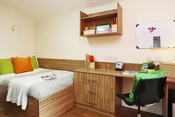 Alojamiento escuela de inglés English in Chester: Residencia Waterside Court 1