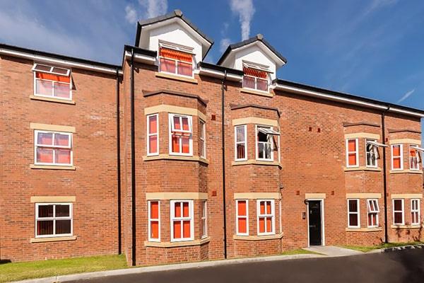 Alojamiento escuela de inglés English in Chester: Residencia Waterside Court 4
