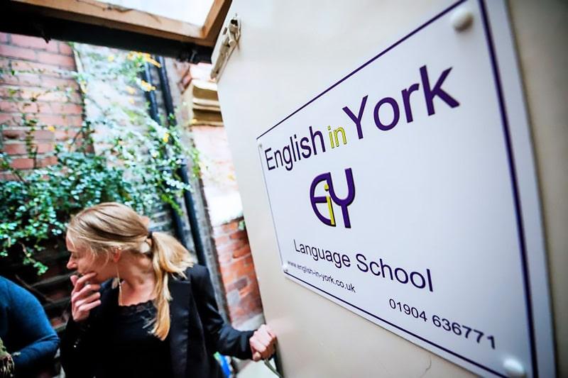 Escuela de inglés en York   EiY English in York 1