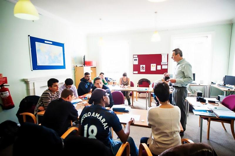 Escuela de inglés en York   EiY English in York 10