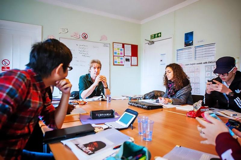Escuela de inglés en York   EiY English in York 4