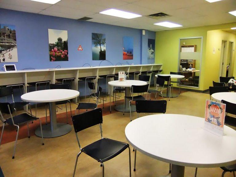 Escuela de inglés en Toronto   English School of Canada ESC Toronto 2