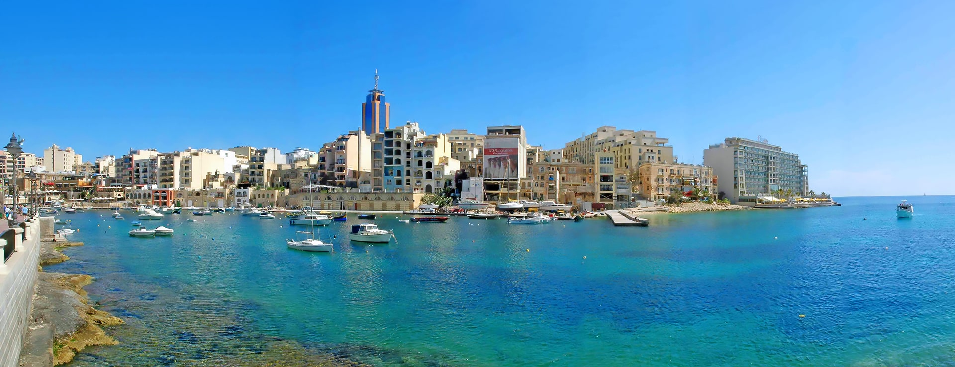ESE Malta European School of English – Escuela de inglés en Saint Julian's