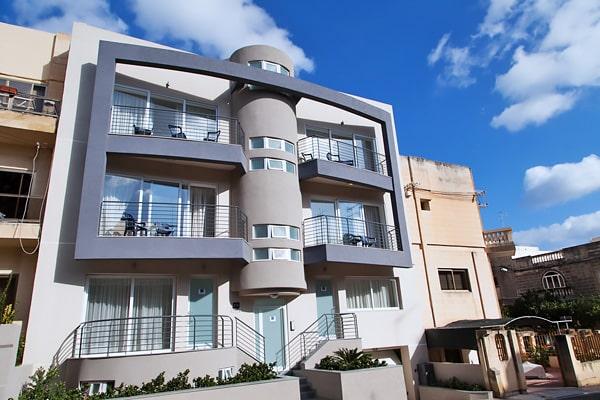 Alojamiento escuela de inglés ESE Malta   European School of English: Apartamentos Tamarisk 3