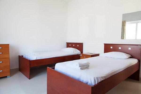 Alojamiento escuela de inglés ESE Malta   European School of English: Apartamentos Tamarisk 4