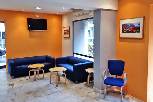 Alojamiento escuela de inglés ESE Malta   European School of English: Residencia White House 2