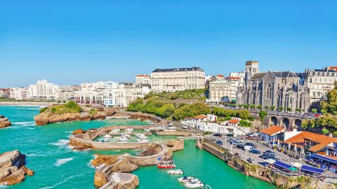Cursos y escuelas de francés en Biarritz