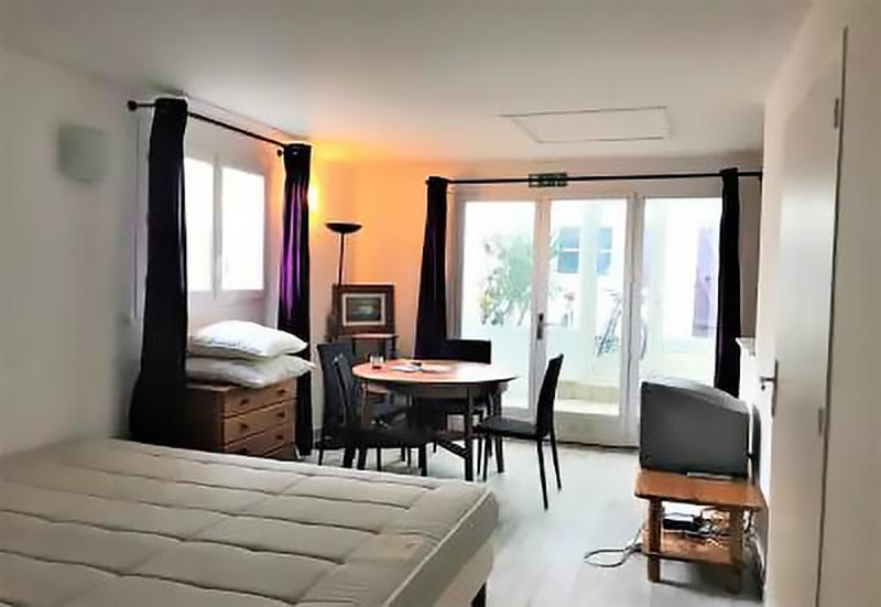 Alojamiento en la residencia Les Sourcettes