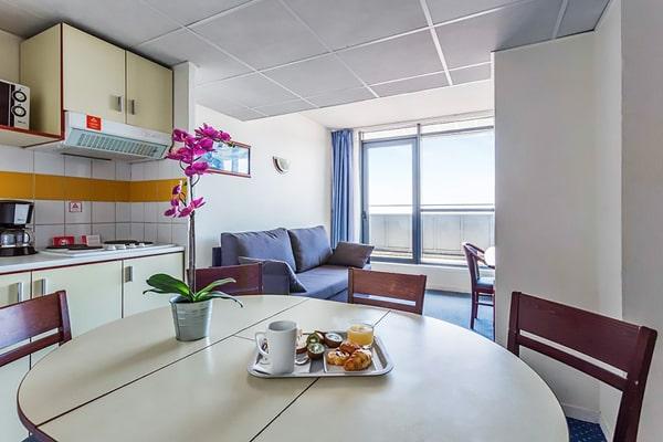 Alojamiento escuela de francés France Langue Bordeaux: Aparthotel Appart'City 1