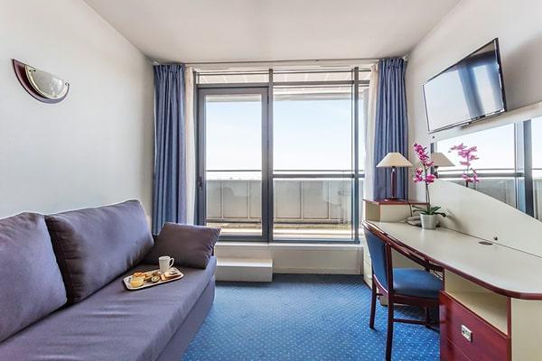 Alojamiento escuela de francés France Langue Bordeaux: Aparthotel Appart'City 2