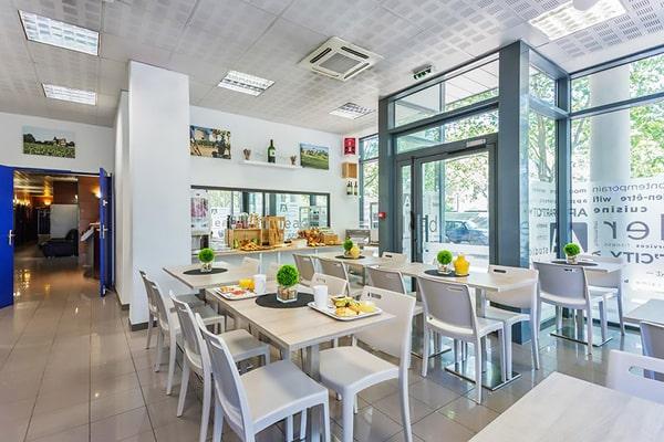Alojamiento escuela de francés France Langue Bordeaux: Aparthotel Appart'City 5