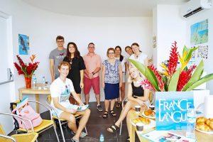 Escuela de francés en Martinica | France Langue Martinique 1