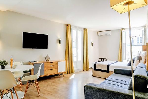 Alojamiento escuela de francés France Langue Nice: Aparthotel Ajoupa 3