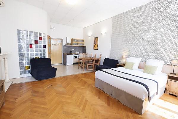 Alojamiento escuela de francés France Langue Nice: Aparthotel Ajoupa 4