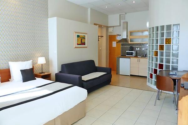 Alojamiento escuela de francés France Langue Nice: Aparthotel Ajoupa 5