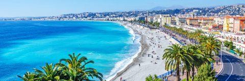 Cursos y escuelas de francés en Niza