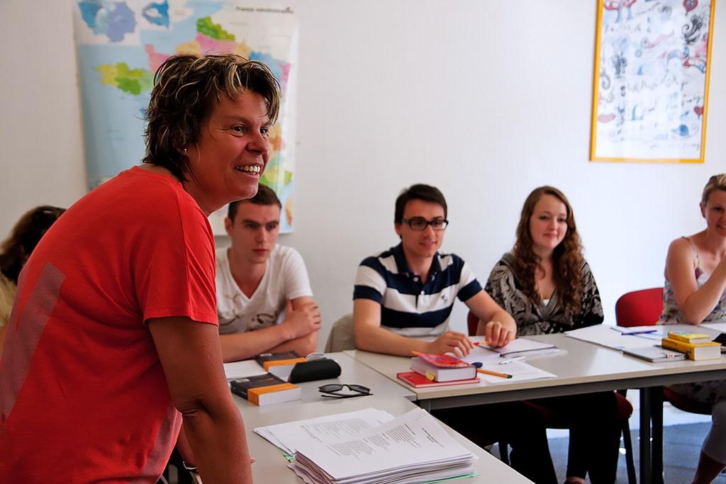 Escuela de francés en Niza | France Langue Nice 8