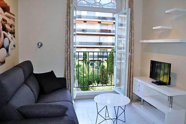 Alojamiento escuela de francés France Langue Nice: Residencia France Riviera 1