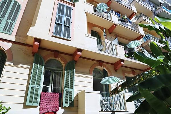 Alojamiento escuela de francés France Langue Nice: Residencia France Riviera 2
