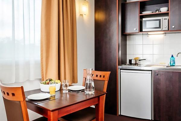 Alojamiento escuela de francés France Langue Paris: Aparthotel Adagio Charenton 2