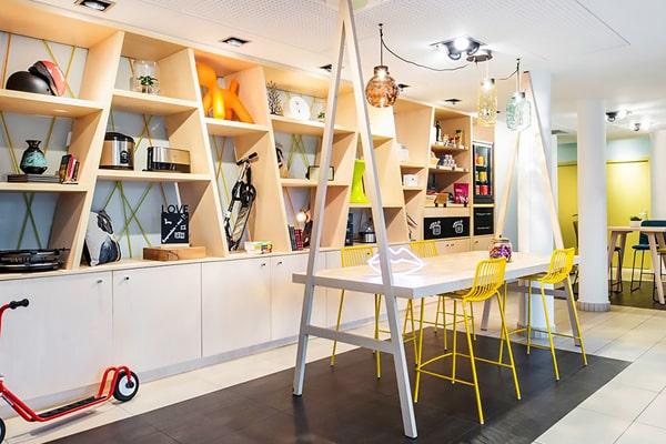 Alojamiento escuela de francés France Langue Paris: Aparthotel Adagio Charenton 3