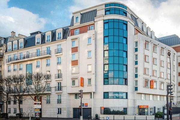 Alojamiento escuela de francés France Langue Paris: Aparthotel Adagio Charenton 5