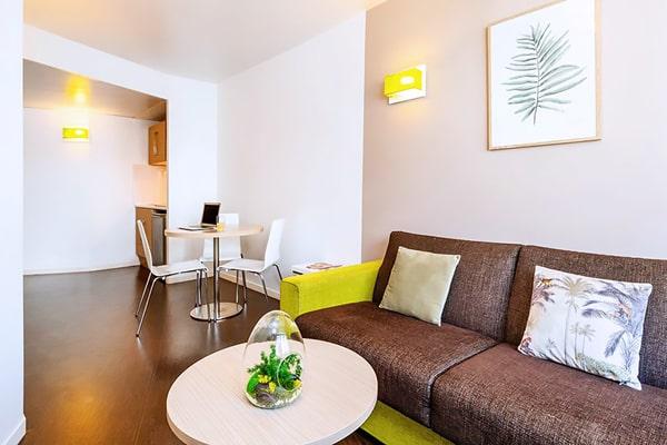 Alojamiento escuela de francés France Langue Paris: Aparthotel Adagio Reuilly 3