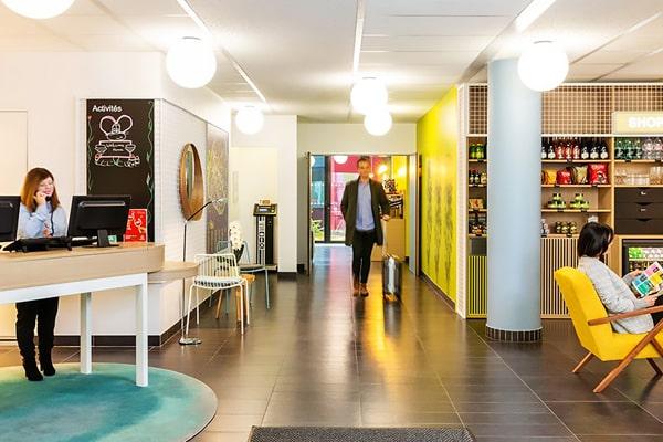 Alojamiento escuela de francés France Langue Paris: Aparthotel Adagio Reuilly 4