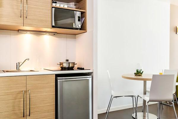 Alojamiento escuela de francés France Langue Paris: Aparthotel Adagio Reuilly 5