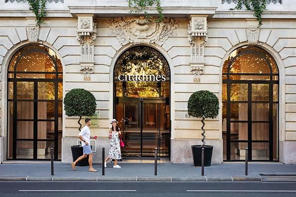 Alojamiento escuela de francés France Langue Paris: Aparthotel Citadines Saint Germain des Prés 3