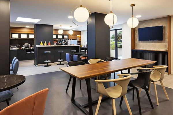 Alojamiento escuela de francés France Langue Paris: Aparthotel Citadines Trocadéro 4