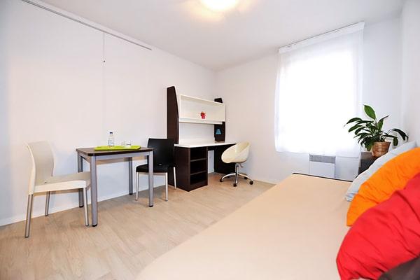 Alojamiento escuela de francés France Langue Paris: Campusea Tolbiac Residence 2