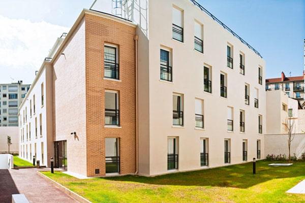 Alojamiento escuela de francés France Langue Paris: Campusea Tolbiac Residence 4